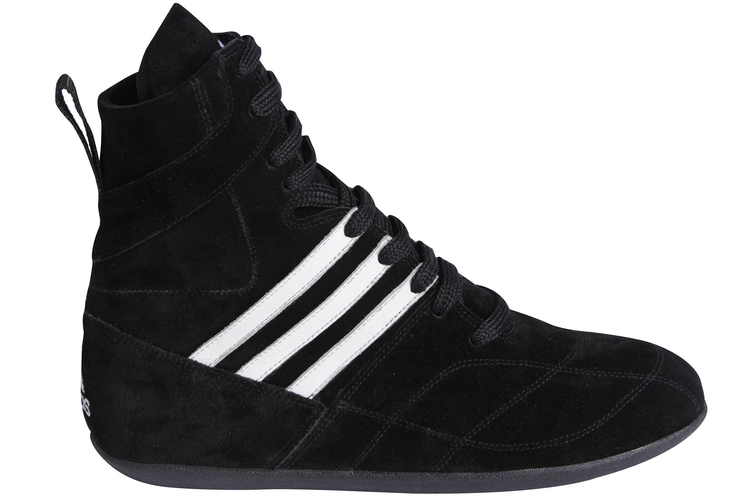 Cuir En Française Adidas Boxe Chaussure vmwN8n0