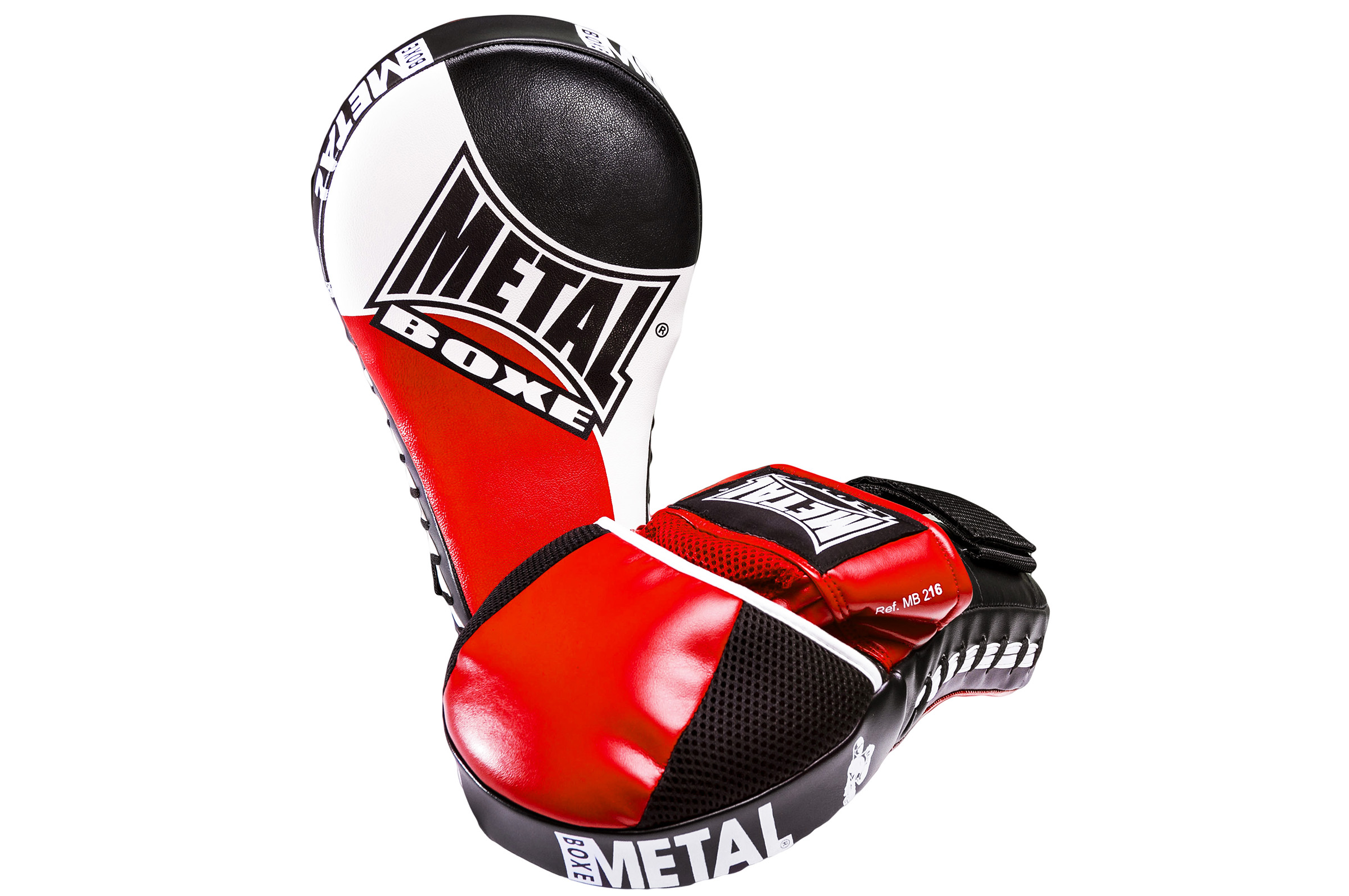 Pattes d\'ours Métal boxe