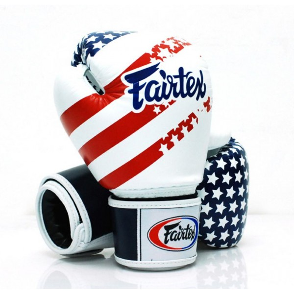Gants de boxe Fairtex USA