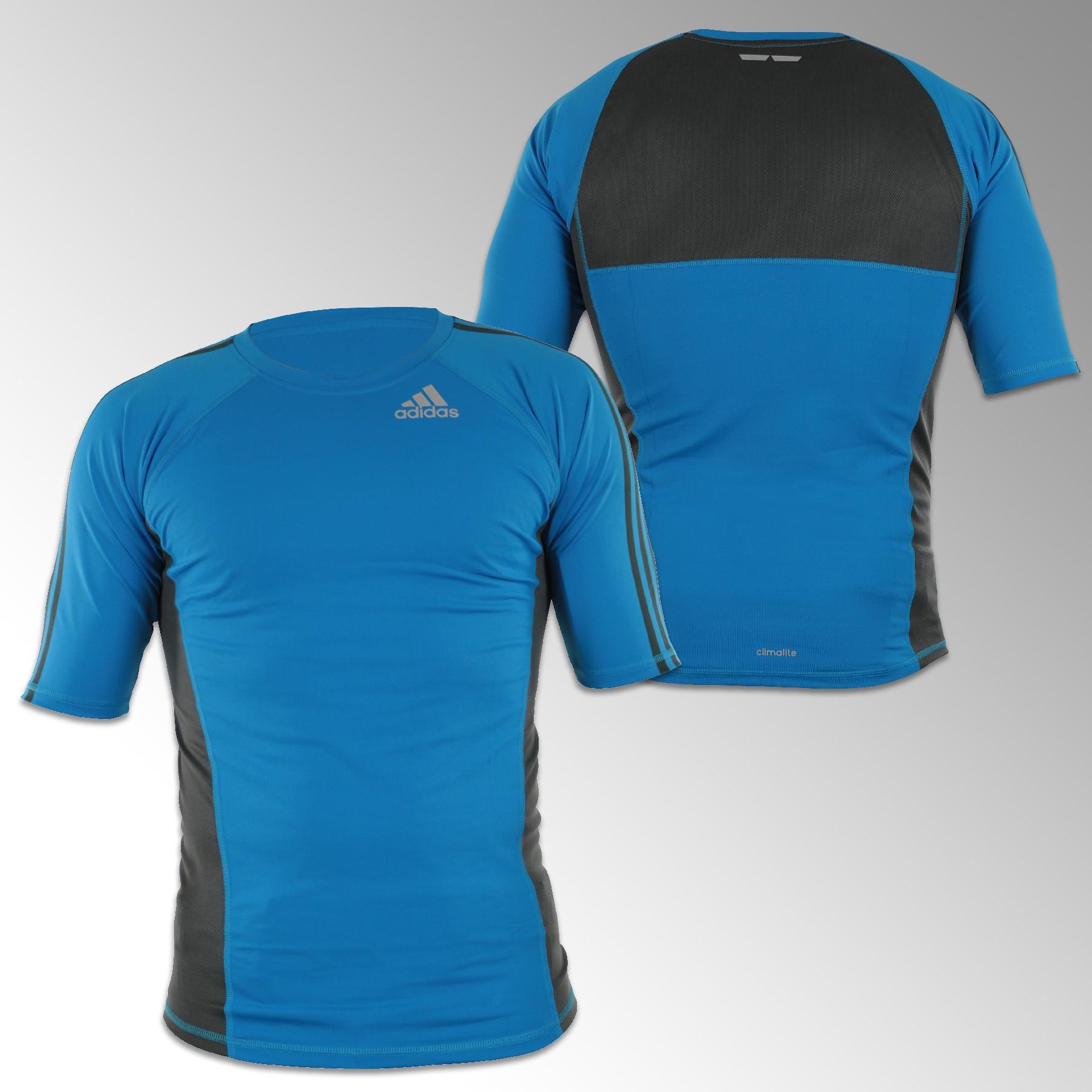 Rashguard transition Adidas taille L