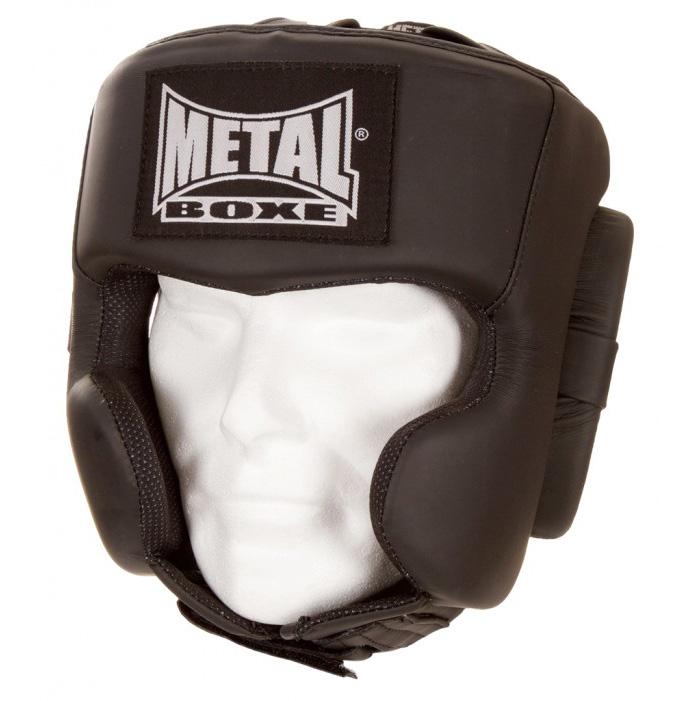 Casque Métal boxe