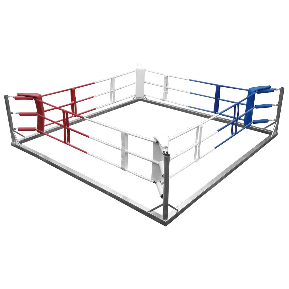 Ring de boxe autoporté