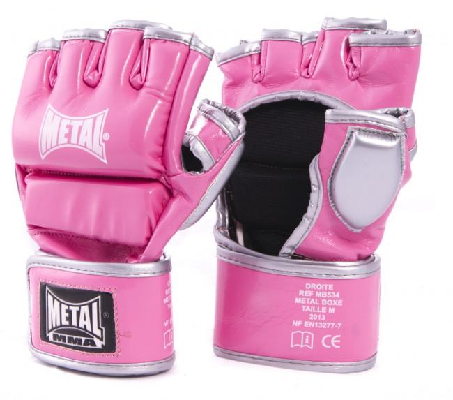 Gants de MMA Rose