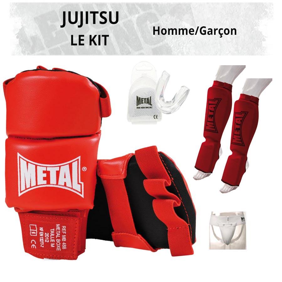 Kit Jujitsu Compétition Homme ou Garçon