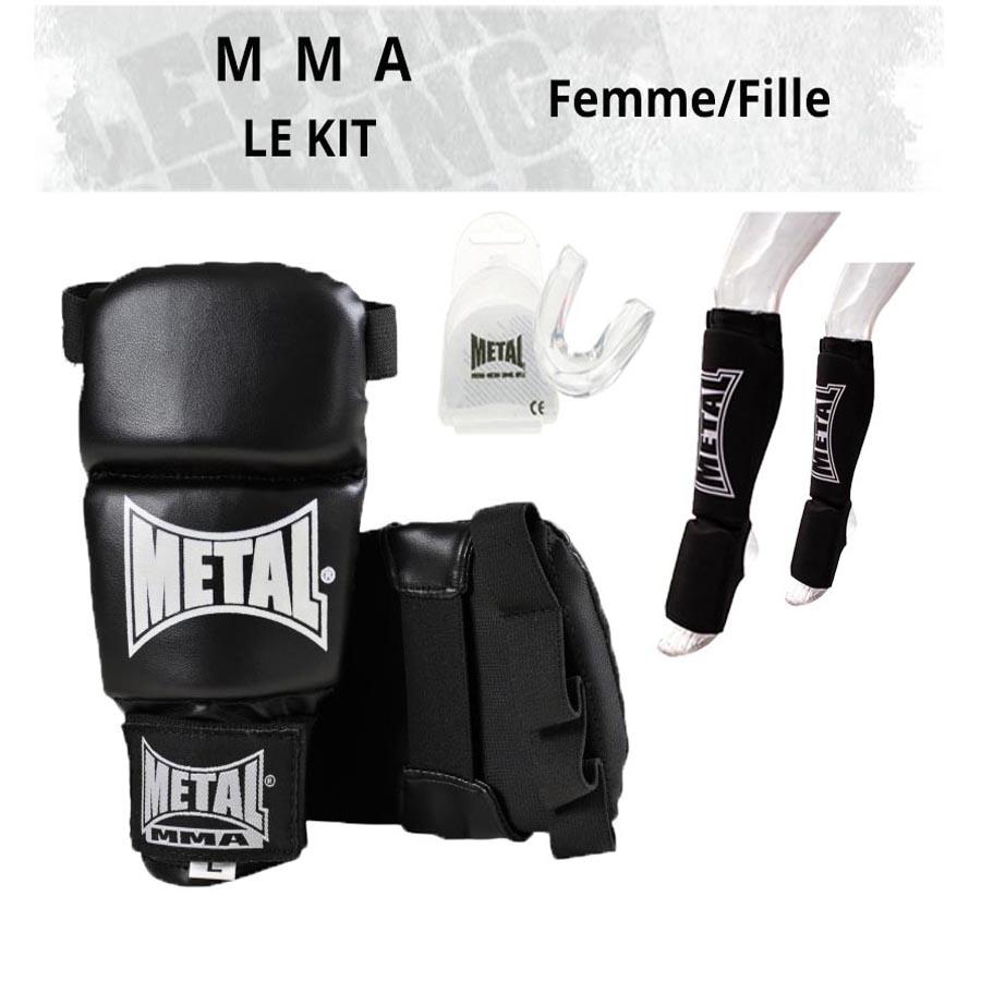 Kit MMA Femme ou Fille