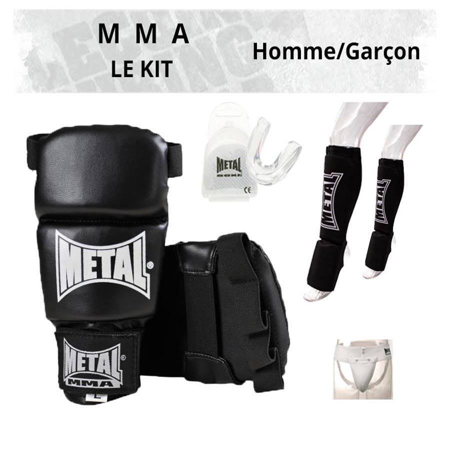 Kit MMA Homme ou Garçon