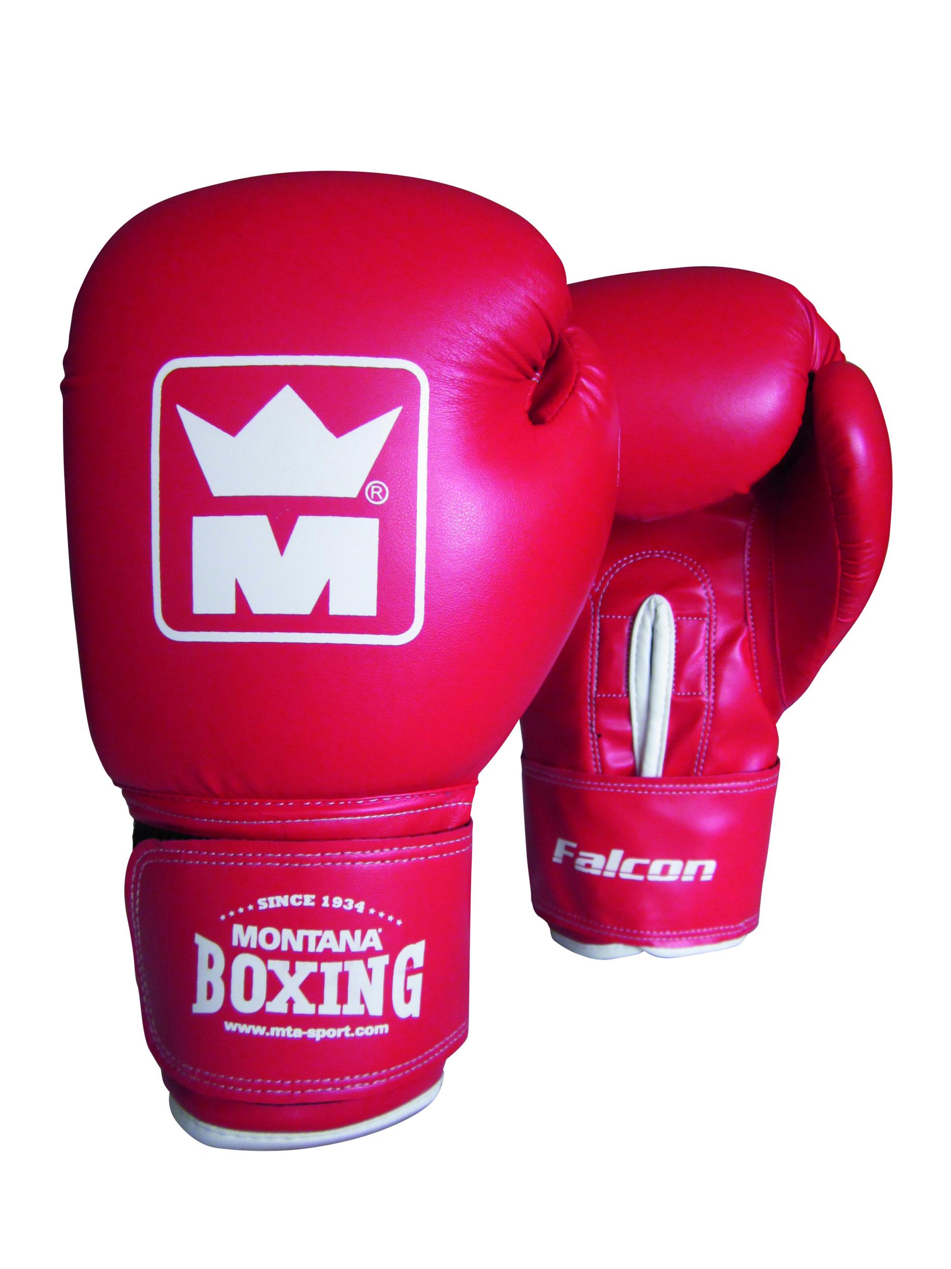 Gants de boxe Montana Falcon