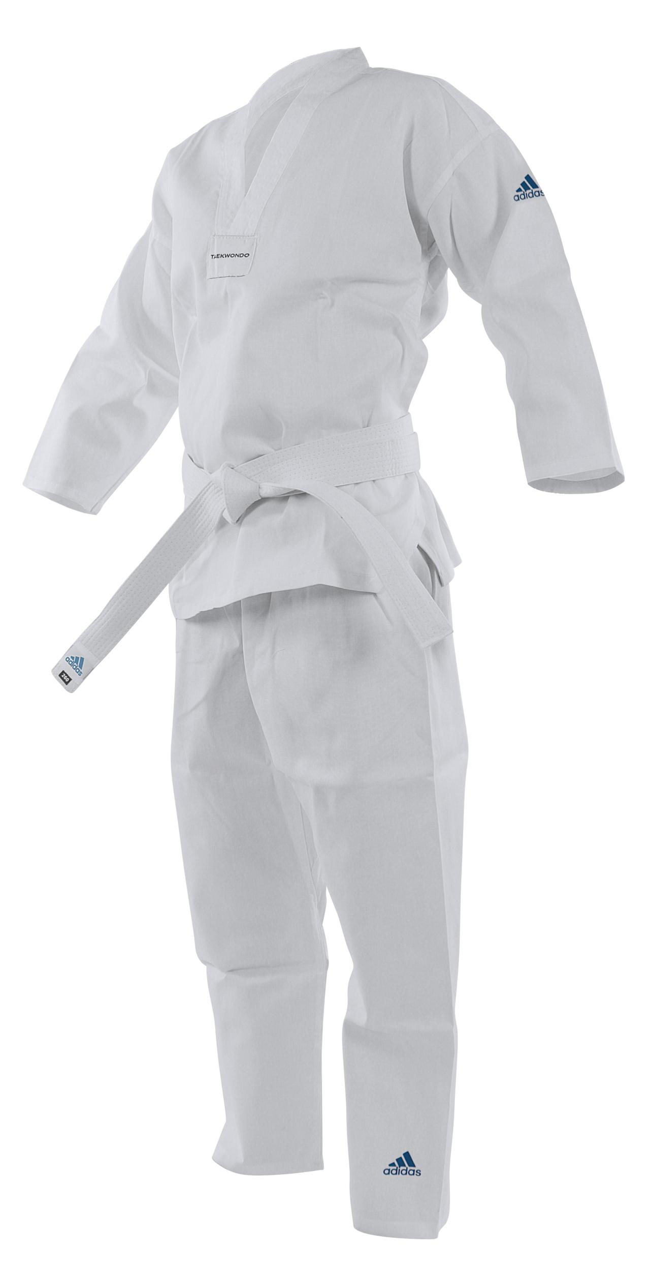Dobok Taekwondo enfant Adidas