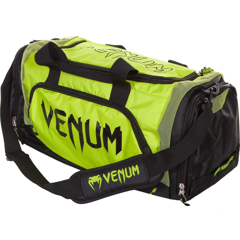 Sac de sport Venum jaune fluo