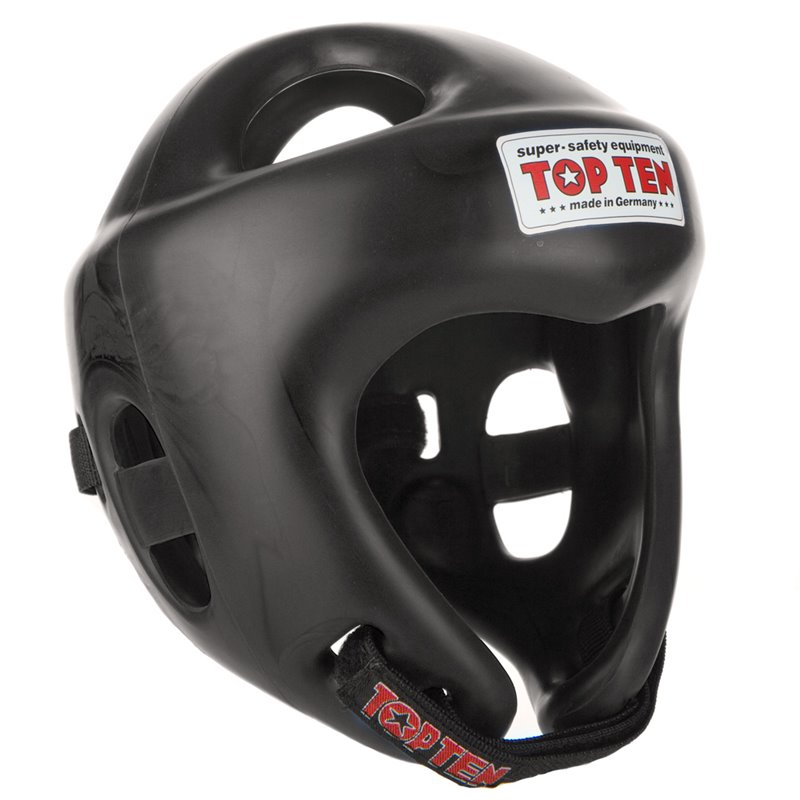 Casque Top ten compétition fight