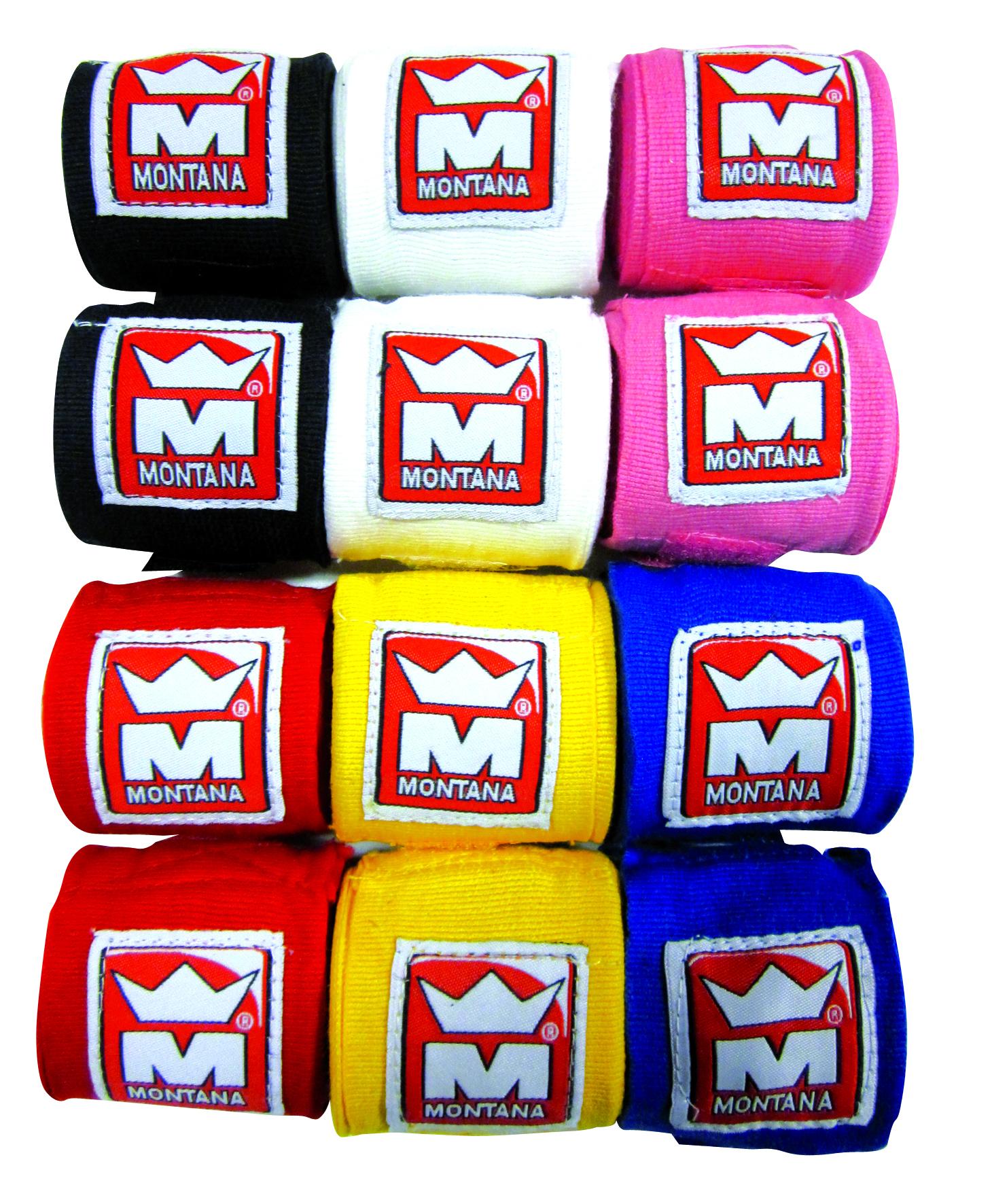 Bande de boxe Montana