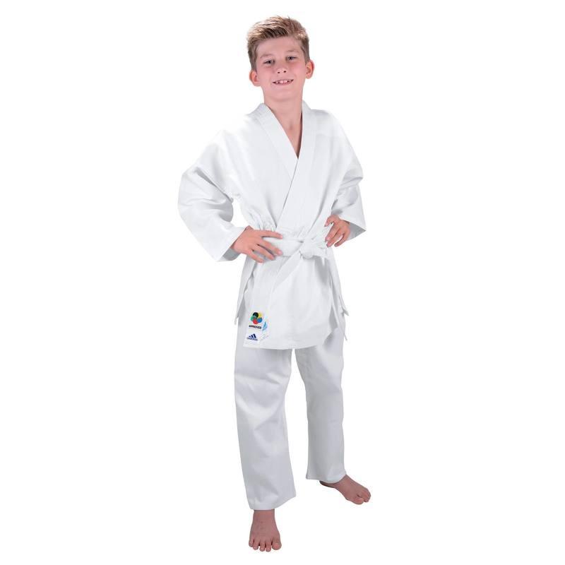 Kimono de karaté enfant évolutif
