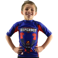 Rashguard Bõa Superboy