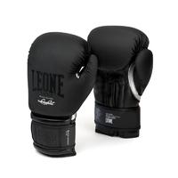 Gants de boxe Leone Black