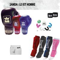 Pack Sanda Homme