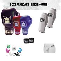 Pack Boxe Française Homme