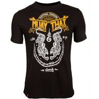 T-shirts 8 Weapons Sak yant