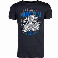 T-shirt 8 Weapons sak yant hanuman