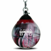 Aqua training bag Rouge