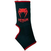 Chevillère Venum Noir et Rouge