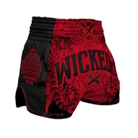 Short Wicked one Tiger Rouge