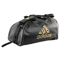 Sac de sport Adidas convertible Noir et Or