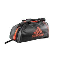 Sac de sport Adidas convertible Noir et Orange