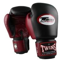 Gants de boxe Twins en cuir