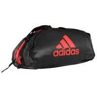 Sac de sport Adidas convertible Noir et Orange