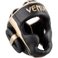 Casque de boxe Venum élite Noir et or