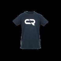 T-shirt Le coin du ring Navy en coton Bio
