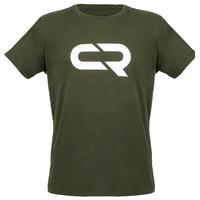 T-shirt Le coin du ring kaki en coton bio