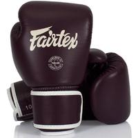 Gants de boxe Fairtex Bordeaux