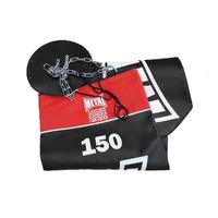 Sac de frappe VIDE Métal Boxe (100 à 180cm)