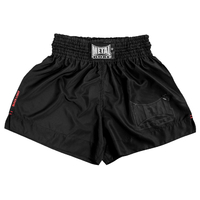 Short Métal boxe black light