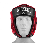 "Casque enfant Wicked one ""energy"" Rouge"