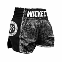 Short Wicked one Born to resist