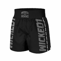 Short de boxe Anglaise Wicked one