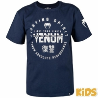 T-shirt enfant signature Bleu
