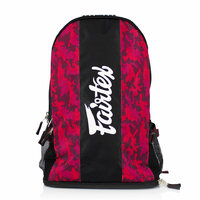Sac à dos Fairtex Rouge camo