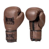 Gants de boxe Métal boxe Marron