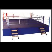 Ring de boxe compétition