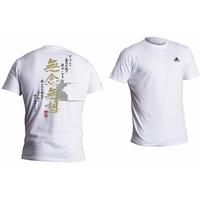 T-shirt Adidas blanc Katana