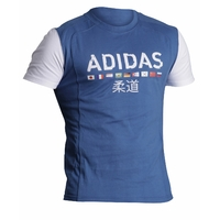 T-shirt drapeaux Adidas Judo