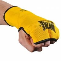 Mitaines Metal Boxe Jaune Junior