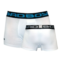Boxer short BAD BOY Blanc