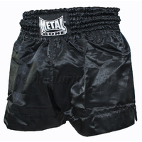 Short Thaï Metal Boxe