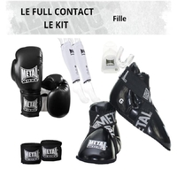 Pack Full Contact Fille