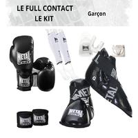 Pack Full Contact Garçon