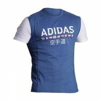 T-shirt drapeaux Karaté Adidas
